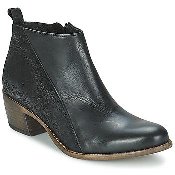 Topánky Ženy Polokozačky Betty London INTRO Čierna