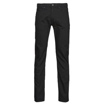Oblečenie Muži Rifle Slim  HUGO HUGO Čierna