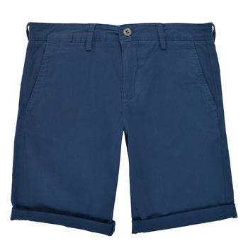 Oblečenie Chlapci Šortky a bermudy Teddy Smith SHORT CHINO Modrá