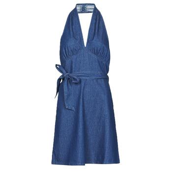 Oblečenie Ženy Krátke šaty Molly Bracken EL902P21 Modrá
