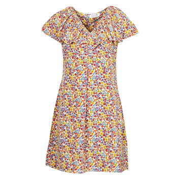 Oblečenie Ženy Krátke šaty Molly Bracken P1387E21 Béžová