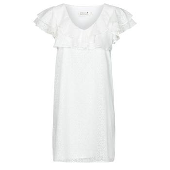 Oblečenie Ženy Krátke šaty Molly Bracken LA700E21 Biela