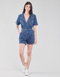 Oblečenie Ženy Módne overaly Molly Bracken EL1261P21 Modrá