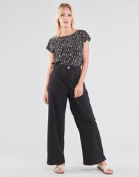 Oblečenie Ženy Padavé nohavice Molly Bracken EF1424P21 Čierna