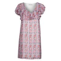Oblečenie Ženy Krátke šaty Molly Bracken LA171AE21 Tmavá fialová