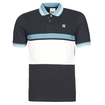Oblečenie Muži Polokošele s krátkym rukávom Oxbow N1NIREMO Námornícka modrá