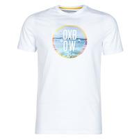 Oblečenie Muži Tričká s krátkym rukávom Oxbow N1TERO Biela