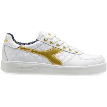 Topánky Ženy Nízke tenisky Diadora 501.175.495 Biely