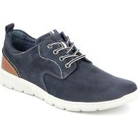 Topánky Muži Nízke tenisky Grunland SC4522 Modrá