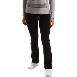 Oblečenie Ženy Tepláky a vrchné oblečenie Key Up 5LI20 0001 čierna