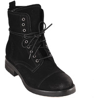 Topánky Ženy Čižmičky Mally 5038 čierna