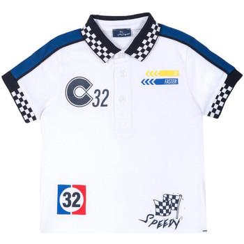 Oblečenie Deti Tričká s krátkym rukávom Chicco 09033560000000 Biely