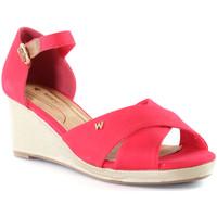 Topánky Ženy Sandále Wrangler WL01520A Ružová