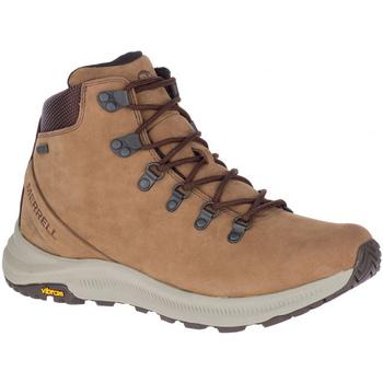 Topánky Muži Turistická obuv Merrell J84903 Béžová