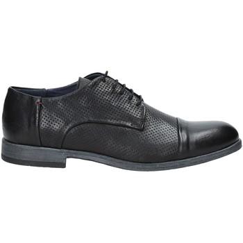 Topánky Muži Richelieu Rogers CP 05 čierna