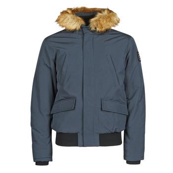 Oblečenie Muži Bundy  Schott WASHINGTON2 Modrá