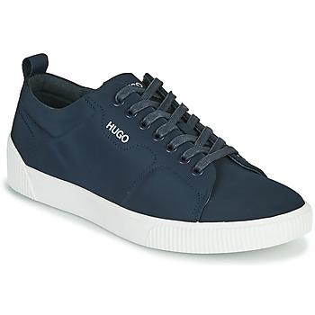 Topánky Muži Nízke tenisky BOSS ZERO TENN NYPU Námornícka modrá