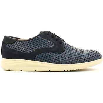 Topánky Muži Derbie Soldini 19818 I S87 Modrá