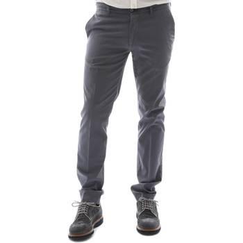 Oblečenie Muži Nohavice Chinos a Carrot Sei3sei 6OYSTER E1653 čierna