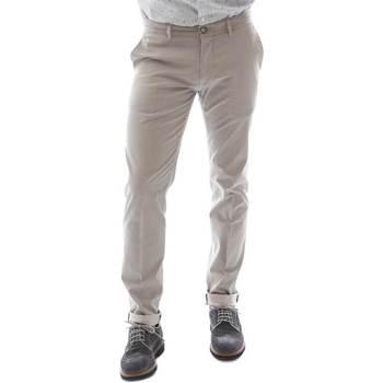 Oblečenie Muži Nohavice Chinos a Carrot Sei3sei 6OYSTER E1669 čierna