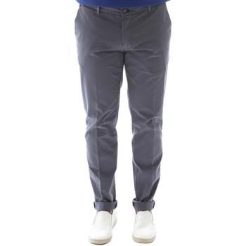 Oblečenie Muži Nohavice Chinos a Carrot Sei3sei 6OYSTER E1648 čierna