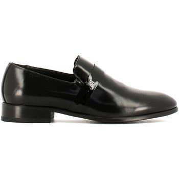Topánky Muži Mokasíny Rogers 10MB čierna