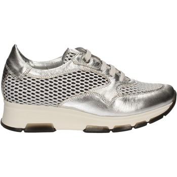 Topánky Ženy Nízke tenisky Keys 5181 Striebro