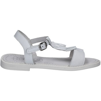 Topánky Deti Sandále Lulu LT080061L Biely