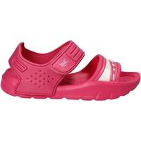 Topánky Deti Sandále Everlast EV-604 Ružová