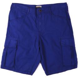 Oblečenie Muži Šortky a bermudy Napapijri N0YHF6 Modrá