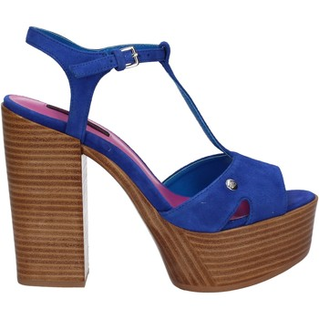 Topánky Ženy Sandále Fornarina PE17KY1012S011 Modrá