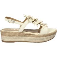 Topánky Ženy Sandále Apepazza BRB05 Biely