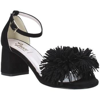 Topánky Ženy Sandále Grace Shoes 380020 čierna