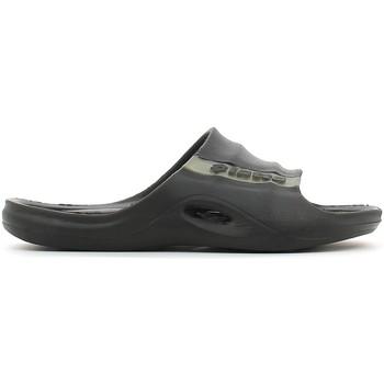 Topánky Muži Šľapky Lotto S2128 čierna