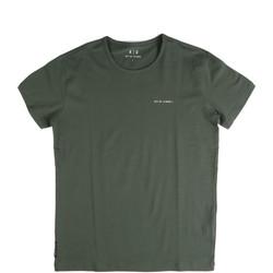 Oblečenie Muži Tričká s krátkym rukávom Key Up 2G69S 0001 Zelená