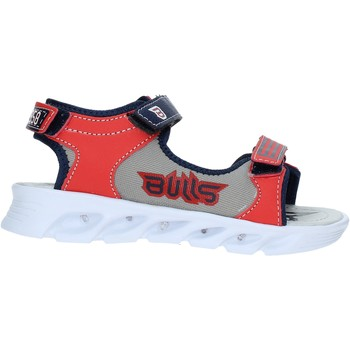 Topánky Deti Sandále Bulls S19-SBL838 Modrá