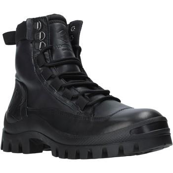 Topánky Muži Turistická obuv Lumberjack SM67101 001 M92 čierna