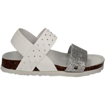 Topánky Dievčatá Sandále Bionatura WANDA Biely