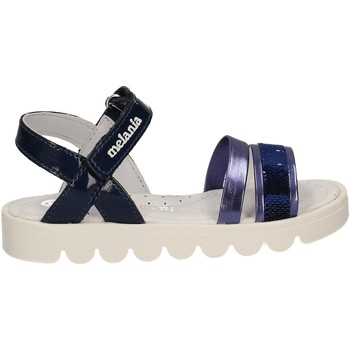 Topánky Dievčatá Sandále Melania ME4067D7E.A Modrá