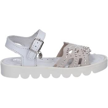 Topánky Dievčatá Sandále Melania ME4047D7E.A Biely