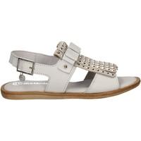 Topánky Dievčatá Sandále Melania ME6026F7E.B Biely