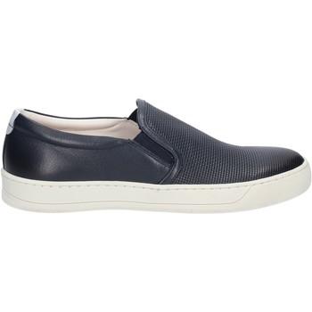Topánky Muži Slip-on Marco Ferretti 260033 Modrá