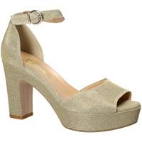 Topánky Ženy Sandále Grace Shoes 1705 žltá