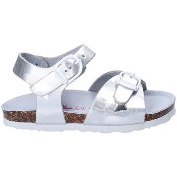 Topánky Dievčatá Sandále Bionatura 22B1005 Šedá