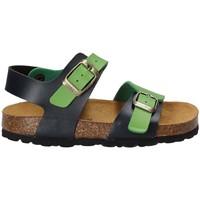 Topánky Deti Sandále Bamboo BAM-14 Zelená