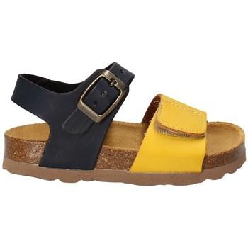 Topánky Deti Sandále Bamboo BAM-218 Modrá