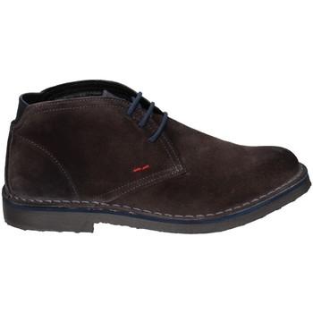 Topánky Muži Polokozačky Rogers 6037 Šedá