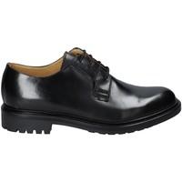 Topánky Muži Derbie Rogers 122A čierna