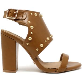 Topánky Ženy Sandále Gold&gold A19 GZ01 Hnedá
