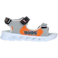 Topánky Deti Sandále Bulls S19-SBL838 Šedá